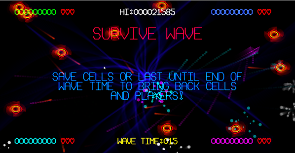 Bacteria™ Arcade Edition Screenshot 3