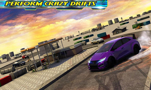 City Drift Racer 2016 screenshot 5