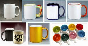 Photo: Types of Ceramic Mug