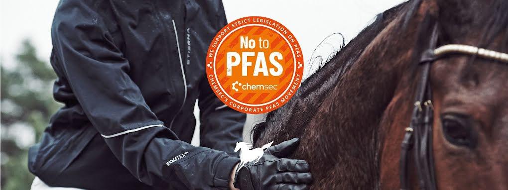 Stierna Equestrian Sportswear tar ytterligare ställning mot PFAS