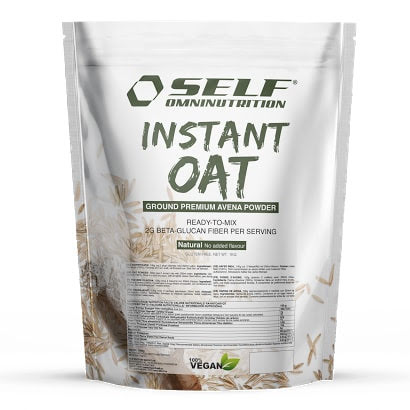 Self Instant Oat 1kg - Natural