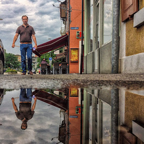 2 sides by Jessica Meckmann - Instagram & Mobile iPhone ( puddleizer, iphone )