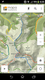 Hiking Map Poland- screenshot thumbnail