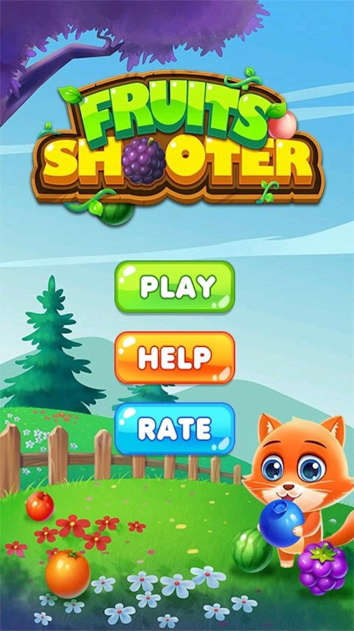 Fruits Shooter- screenshot