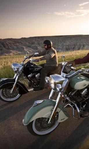 壁纸印度摩托车