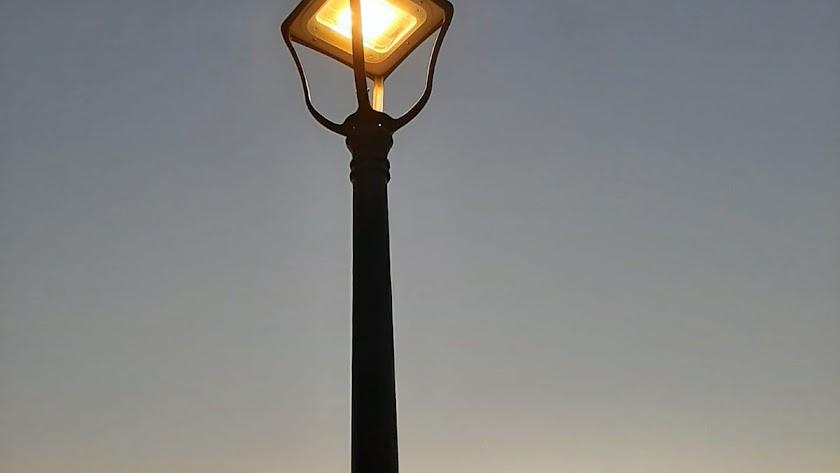 Se han renovado más de 3.900 puntos de luz.