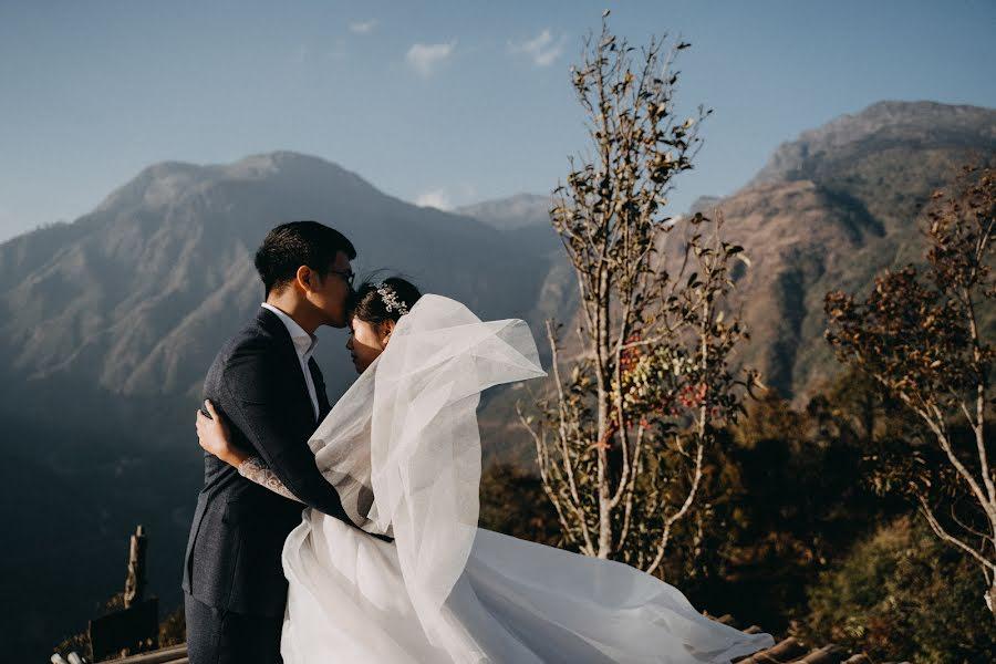 Fotografo di matrimoni Việt anh Vũ (mikey). Foto del 31.01.2021