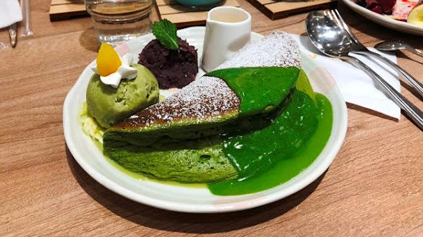 woosaパンケーキ 屋莎鬆餅屋 台北京站店 - 蓬鬆而輕柔的鬆餅強豪