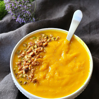 Butternut Squash and Turmeric Soup