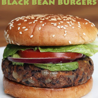 Soy Bean Veggie Burgers Recipes