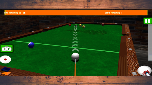 Billiard Ball Pool