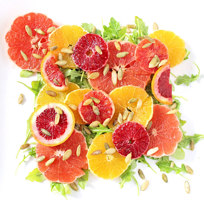 Winter Citrus Salad Recipes — Dishmaps