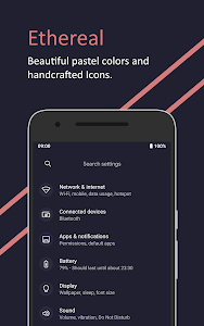 Ethereal for Substratum • Nougat, Oreo, Pie 21 2 (Patched) APK for