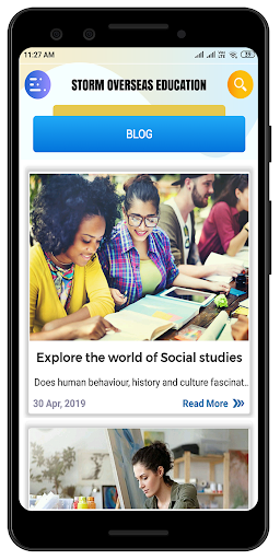 Storm Overseas Education screenshots 4