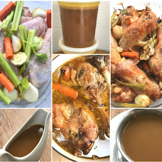 Make Ahead Stress Free Thanksgiving Turkey Gravy.
