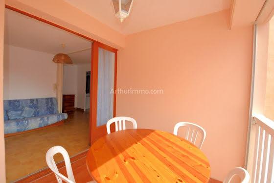 Vente appartement 2 pièces 27,33 m2