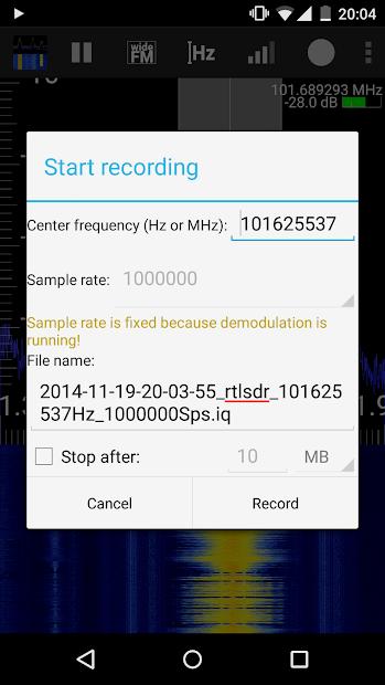 RF Analyzer on Google Play Reviews | Stats
