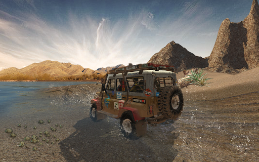 Offroad Xtreme Jeep Driving Adventure Screenshots 8