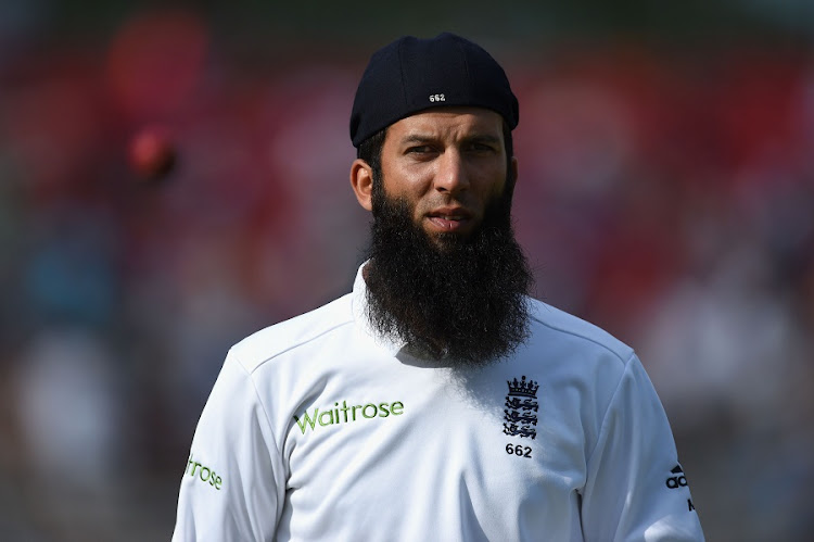 Moeen Ali. Picture: STU FORSTER/GETTY IMAGES