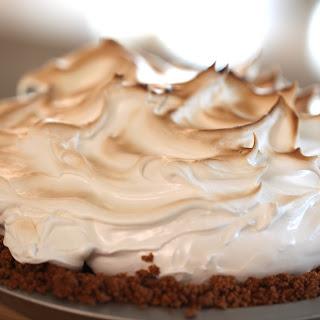 Beth's S'more Pie.