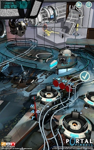 Portal ® Pinball Screenshot