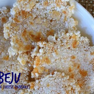 Mbeju (Paraguayan Cheese Pancake)