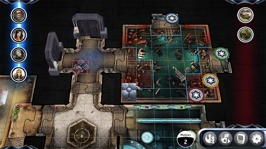 Star Wars: Imperial Assault  App Download For Android and iPhone 4