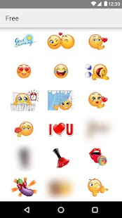 Adult Emoji for Loving Couples - náhled