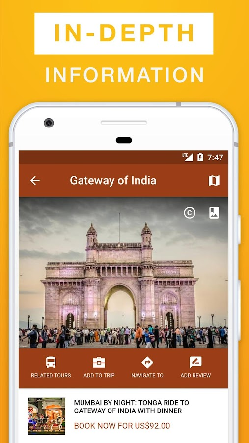Mumbai Travel Guide- screenshot