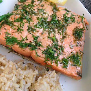 10-Minute Instant Pot Salmon (From Frozen!).