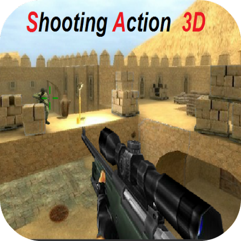android Shooting Action 3D Screenshot 0
