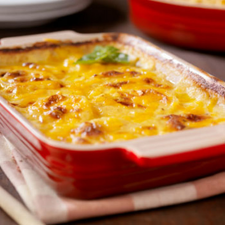 Potato and Egg Casserole Recipe