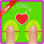 Fingerprint Love Scanner Test