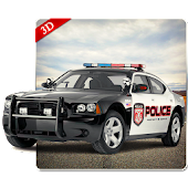 Police Chase vs Thief: Police Car Chase Game