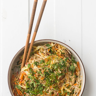 Cabbage Noodle Salad Recipes