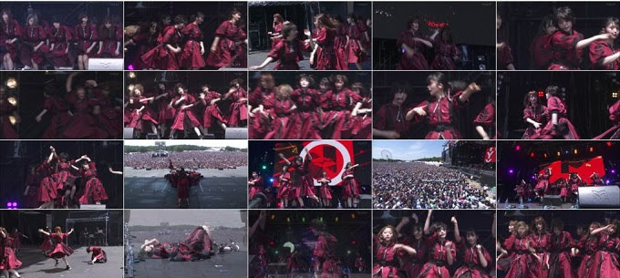 (TV-Music)(1080i) 欅坂46 Part – Rock In Japan 2018 Day1 180929