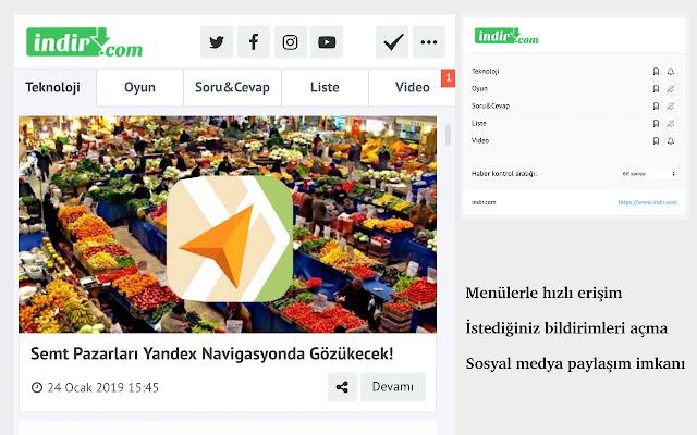 indir.com Teknoloji Haberleri