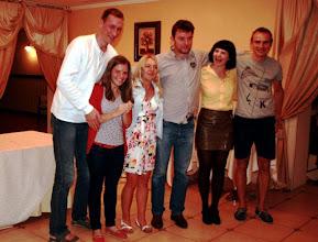 Photo: team YAKKI Mikhail, Margarita, Gayana, Aleksandr, Ekaterina and Aleksej  photo by Zlata Bredova