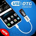 OTG USB Driver - USB OTG Checker icon