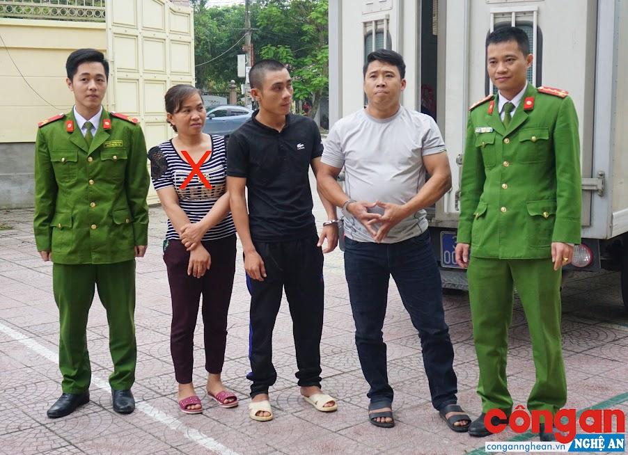 Đối tượng Bùi Thị Liên (X) bị bắt sau hơn 20 năm lẩn trốn