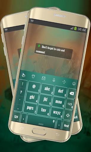 免費下載個人化APP|自然蓝色 TouchPal app開箱文|APP開箱王