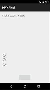 CA DMV Practice screenshot