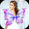 Fairy Wings Photo Editor App icon