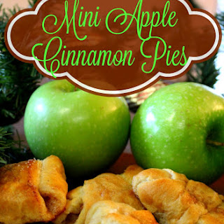 Mini Apple Cinnamon Pies.