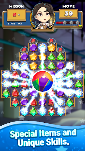 The Coma: Jewel Match 3 Puzzle  screenshots 20