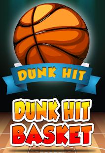 Dunk Hit Basket - náhled