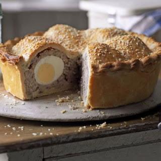 Scotch Egg Pie