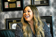 Tamia  is in the country on a tour down memory lane with her hit songs.