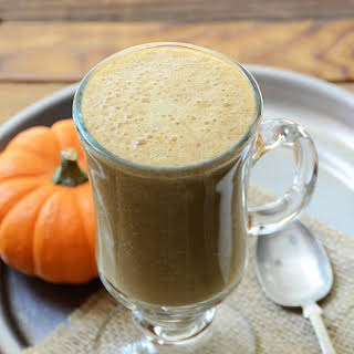 Sweet Potato Spice Latte {Paleo; Vegan}.