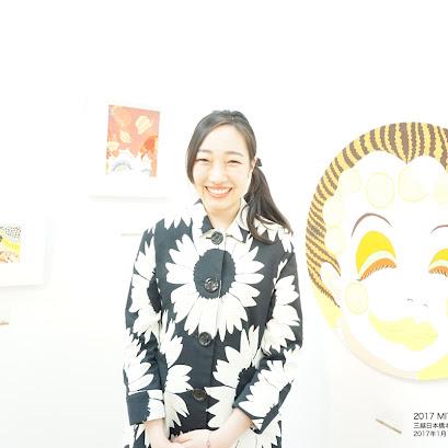 【絵画科】卒業生の浅岡咲子さんが、日本橋三越にてワークショップを開催しました。